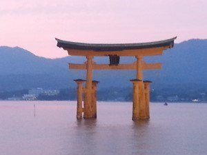 Miyajima evening